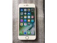 iPhone 6s 16gb Rose gold Sim lock O2,Giffgaff,Tesco.