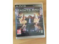Saints Row IV Commander in Chief Edition for PS3