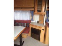 Hobby Prestige 5/6 berth caravan
