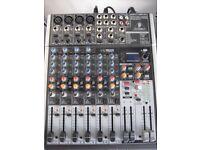 Behringer 1204 mixer