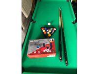 Mini pool, hockey, pingpong table