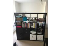 IKEA Expedit Large storage unit in Brown-Black wood, £90 ONO