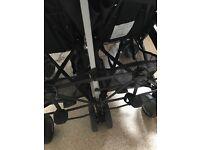 Cosatto twin pushchair