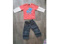 Boys clothes bundle 2-3 yrs