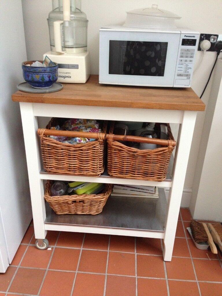 Free Standing Kitchen Storage Ikea Chopping Block Island In