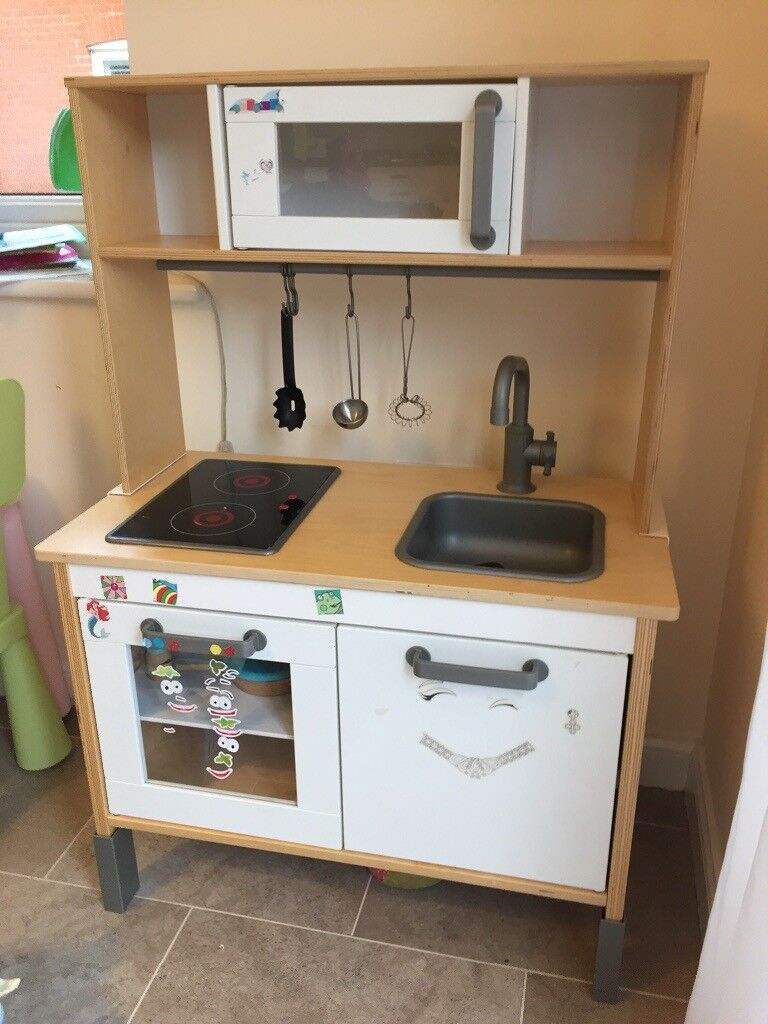 Ikea Play Kitchen For Sale In Great Condition In North Baddesley Hampshire Gumtree