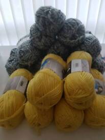 Wool bundle