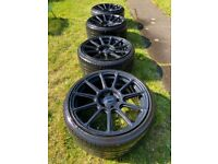 """BMW 19"""" Staggered Alloy Wheels"""