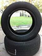 ONE PAIR OF 225/50/ZR16 TYRES Birmingham Gardens Newcastle Area Preview
