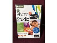 Photo Studio for PC CD ROM