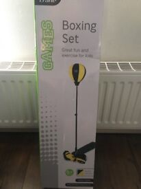 Boxing set brand new never opened