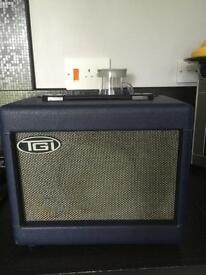 Small portable guitar amp TGI RA-10