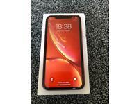 iPhone XR 64 GB unlock coral