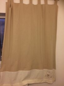 Children's nursery curtains from Next - excellent condition