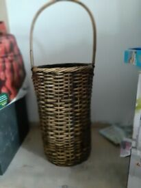 Handmade Umbrella Basket