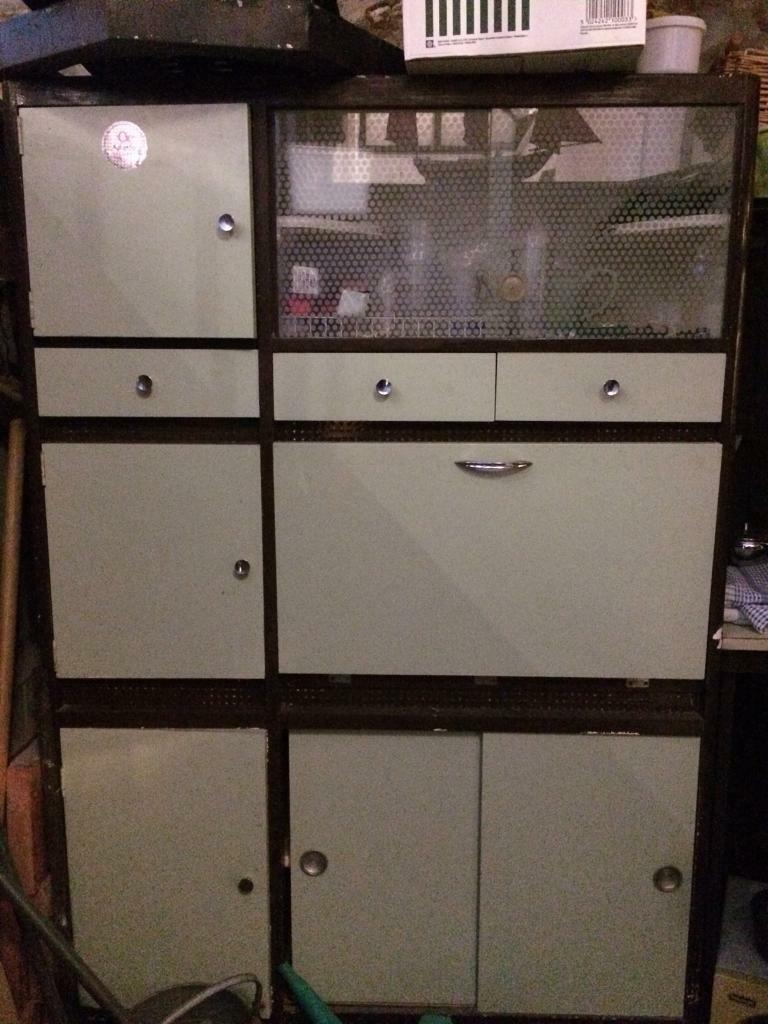 Retro Kitchen Cabinet NOW SOLD