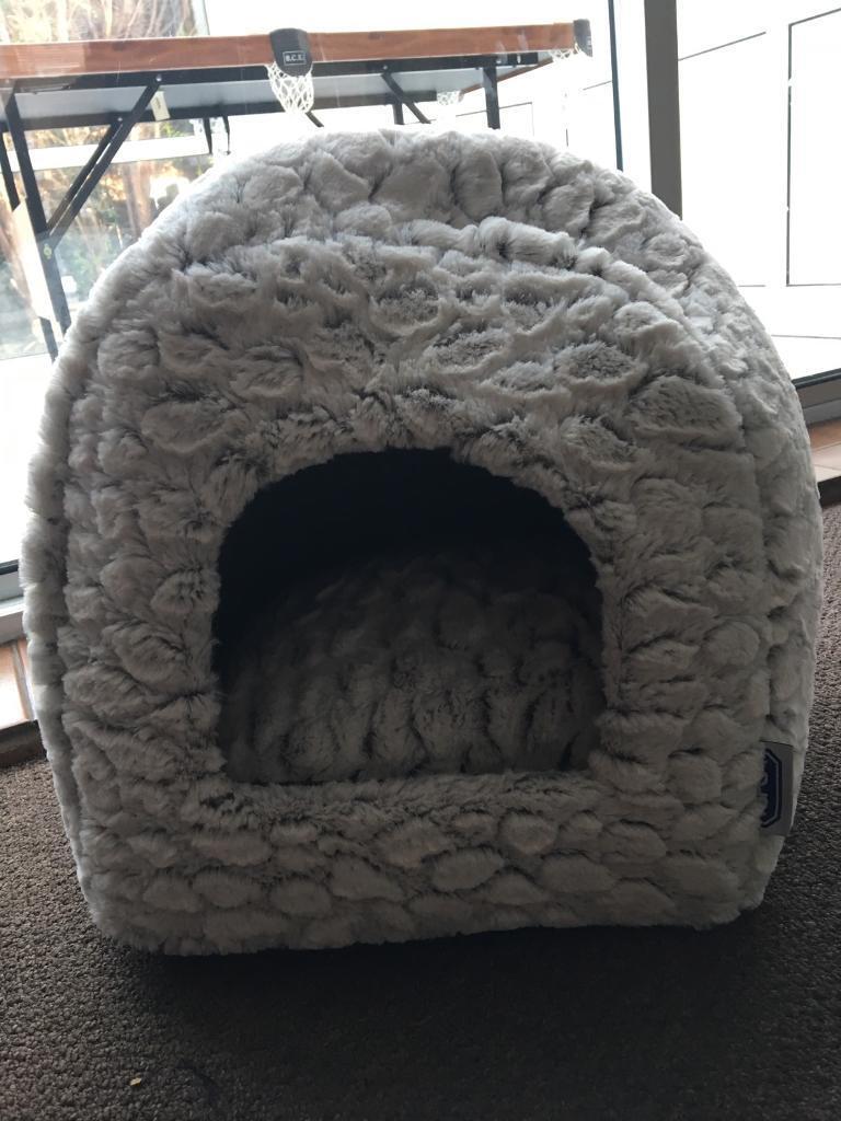Cat tree & cat igloo bed