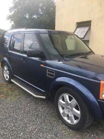 Land Rover Discovery- 2008- Automatic