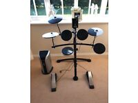 Roland TD1K Electronic Drum Set & Matching Roland PM 03 Amplifier, Perfect condition 7 months old