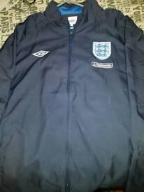 Men's England jacket xl