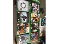 Xbox one games £5 each