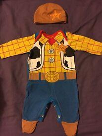 Woody baby grow