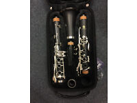 Jupiter JCL700SQ Clarinet - Ex Hire