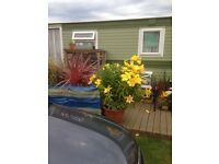 Static caravan Whiteford Bay Leisure Park