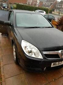 Vauxhall Vectra Estate 57 plate mot