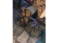Carerra virtuoso road bike mtb cycle
