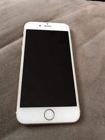 iPhone6 64GB gold UNLOCKED