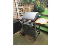 Gas Barbecue with Full 13KG patio gas Bottle