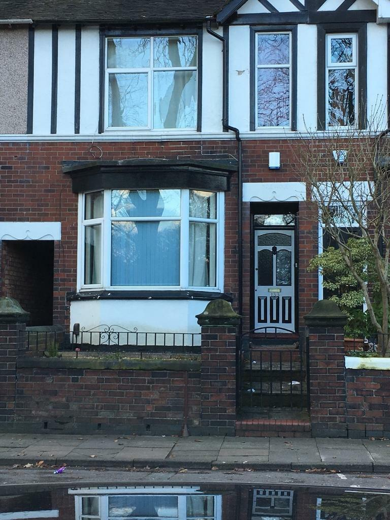 2 Bedroom House For Rent Victoria Park Road Tunstall