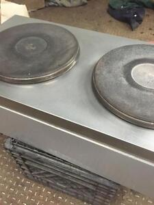 Commercial Hot Plate - Electric Two Burner - Star - iFoodEquipment.ca