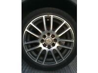 Multifit 15 inch alloys