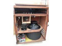 Leslie 145 Rotary Speaker Cabinet