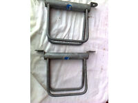 Bike Park/Rack, New, 2 of, Velopa, these are very heavy duty, galvanised steel, Private sale, having