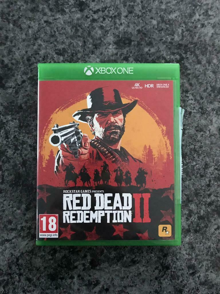 Red dead redemption Xbox one | in South Shields, Tyne and Wear | Gumtree