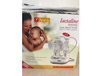 Ameda electric double breast pump