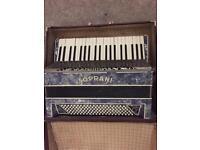 Paolo soprani vintage piano accordion