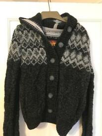 Superdry Knitted Jacket