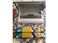 Fellowes Star 150 Personal Comb Binder