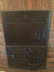 Victorian range - excellent condition. Buyer to collect