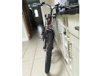 Fast Electric Mountain Bike For Sale - Very Nice and Stylish - *BARGAIN*