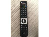 Hitachi RC 5118 TV remote