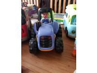 Happy land tractor