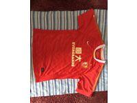 Guangzhou Evergrande Taobao Football Club Jersey
