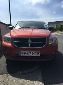 2007/57 DODGE CALIBER SXT 2.0 ( VW )CRDT 5 DOOR LEATHER ONLY 77,000 LOCALLY OWNED