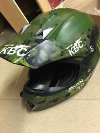 Motorcross helmet size M