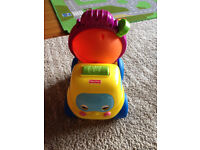 Fisher Price Spin & Spill Cement Truck
